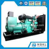 Jogo de gerador Diesel de Yuchai 500kw/600kVA com preço de fábrica