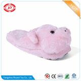 قطيفة خنزير ليّنة يحشى لون قرنفل خفاف [أنتي-سليب] داخليّة