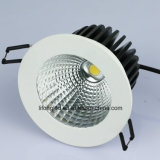 Factory Low Price COB 7W LED plafond de lumière (CT0101-25A-7W))