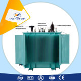 Transformateur immergé dans l'huile 630kVA de distribution d'énergie de S11 20/0.4kv