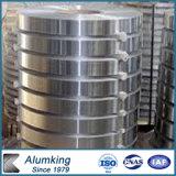 Strook van het Aluminium van de Breedte van ASTM de Standaard 10mm met de Dekking van pvc