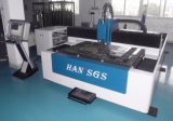 Promoción/cortadora profesional del laser de la fibra de Juan GS