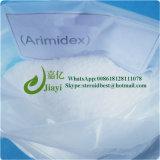 유방암을%s 반대로 에스트로겐 스테로이드 분말 Arimidex