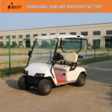 販売のための小型電気ゴルフカート、販売のための2つのSeaterのゴルフカート、電池式電気ゴルフカート48V