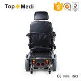 Sedia a rotelle di qualità superiore di mobilità di energia elettrica di vendita calda di Topmedi per gli handicappati