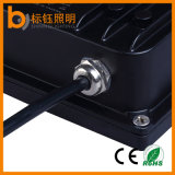 Projector magro impermeável de alumínio fundido AC85-265V do diodo emissor de luz da ESPIGA IP67 50W