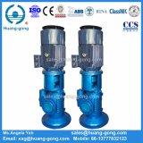 Marine Huanggong verticale de la pompe à huile de lubrification du moteur principal