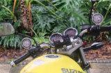 Wasserdichtes AudioRaido USB-Ableiter-Warnungs-Motorrad-Zusatzgerät