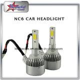 중국 팬 H7/H1/9005/9006를 가진 도매 자동 옥수수 속 LED 헤드라이트 전구