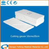 Fornitore di fascia di garza a gettare del taglio dell'ospedale