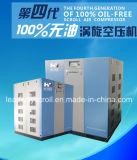 기름 음식과 음료 장비를 위한 자유로운 일폭 공기 압축기