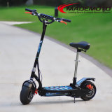 2 Wheels 500W 36V Lithium Brushless EEC aprovado scooter elétrico