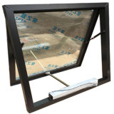 Finestra di vetro d'inquadramento di alluminio del comitato di vetro del tetto