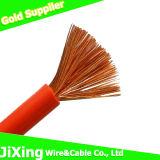 cable de alambre eléctrico flexible del cobre del alambre 1.5 2.5 4 6 10 16 mm2