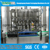O refresco pode/engarrafamento e emenda da máquina de enchimento da lata de cerveja da máquina