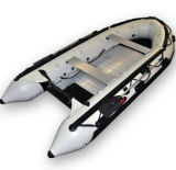 Fishing Inflatable Boat for Outboard Motor Certificação CE Inflável para PVC