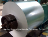 Bobina de aço galvanizada mergulhada quente do zinco Dx51