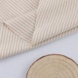 Tessile organica di lavoro a maglia organica del tessuto con la certificazione