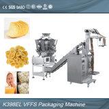 ペットフードまたはドッグフードまたは魚の食品包装機械(ND-K398EL)