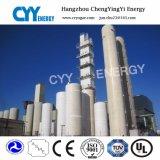 Unità di separazione dell'aria dell'ossigeno di Cryogen Asu