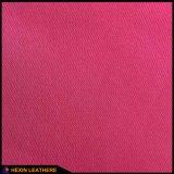 Cuero de cuero sintético de cambio de color de Thermo para la cubierta Hx-0709 del cuaderno