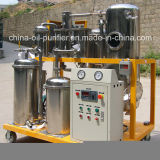 Usado cozinhando a planta de recicl, máquina Waste da limpeza do petróleo comestível