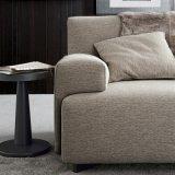 Sofà moderno europeo del tessuto della mobilia del salone (F629-11-1)