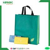 Sacchetto non tessuto ecologico dei pp per l'acquisto con il marchio stampato