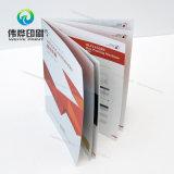 Opuscolo personalizzato con stampa del grippaggio perfetto (uso per la promozione)