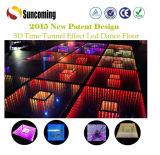 Le ce de Suncoming a délivré un certificat l'éclairage d'étage d'étape de 1500 lumens DEL avec la glace Tempered