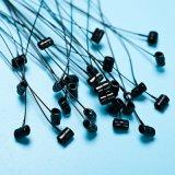 Os pinos de travamento plásticos do laço para a roupa etiquetam (PL007T-5)
