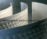 Canal de largura do trocador de calor de placa de aço inoxidável 304