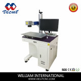 Fast Speed Automatically Laser CO2 RF Marking Machine for Plastic/Ss/PVC Vct- Rft