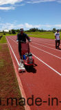 Reciclável EPDM Granule Rubber Running Track, Synthetic Athletic Track
