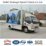 JAC 9cbm Billboard Vehicle com novo design e boa qualidade