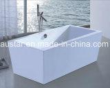 STAZIONE TERMALE indipendente della vasca da bagno di rettangolo di 1700mm per la villa con i multi formati (AT-9060)