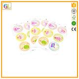 Aangepaste Zelfklevende Sticker voor het Spelen van Soorten