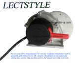 Het Controlemechanisme & de Bedieningshendel van de Rolstoel van Powerchair op de Motor van de Autoped van de Mobiliteit van de Trots