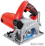 125mm 1400W 목제 절단기 전력 공구 (HY12501)