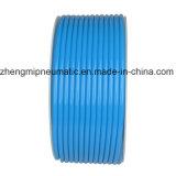 Tubo PU 1/4 '' para sistemas a ar, cor azul (6.5 * 10mm * 100m