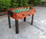 Mini vector de madera del fútbol para los juegos multi 9 de los niños en 1
