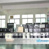 20kVA trois/UPS en ligne d'écran LCD monophasé avec à télécommande