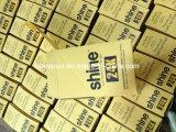 Papel de balanceo embotado del cigarrillo de los abrigos del oro del brillo 24K