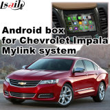 Casella di percorso di GPS del Android 4.4 per il video sistema del GM Intellink Mylink della casella dell'interfaccia del Chevrolet Impala Malibu ecc