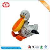 Brown Pelican Fluffy Qualité Peluche Long Beak Bird Toy