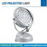 IP65投射円形18X1w 36*1W LEDのフラッドライト