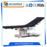 Eléctrico Mesa de operaciones quirúrgica con hidráulico C-Brazo X-ray (GT-OT012)