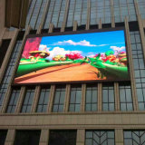 LED Couleur P10 outdoor display