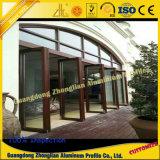 Perfil de Porta e janela de alumínio para Hotel