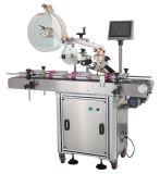 Máquina plana de etiquetagem de papel com cartão de plano de superfície plana plana